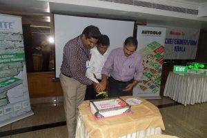 Birthday celeberation CEF