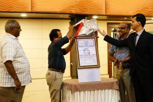 CEF Registration unveiling ceremony