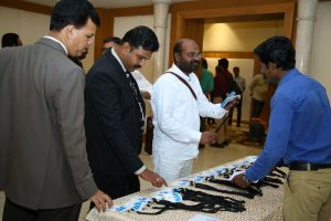 Distribution of CEF ID cards
